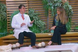 Bem Estar - Postura errada pode causar dores na coluna